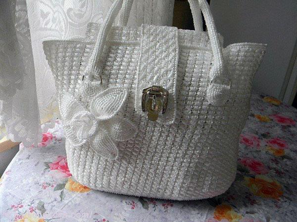 Связать сумку из пакетов мастер класс - Leo-stroy.ru